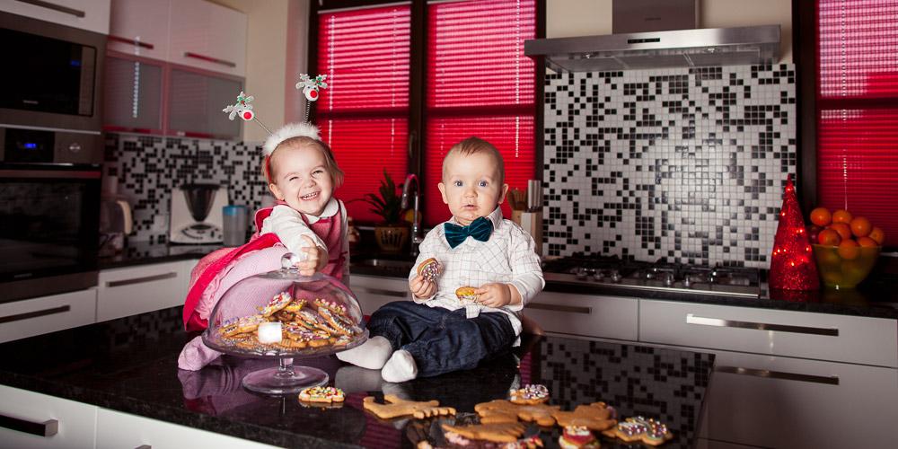 Świąteczna sesja zdjęciowa | Alicja i Szczepan