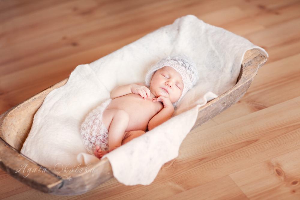 zdjęcia noworodkowe lublin
