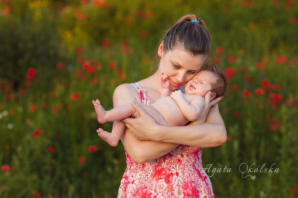 fotografia noworodkowa lublin