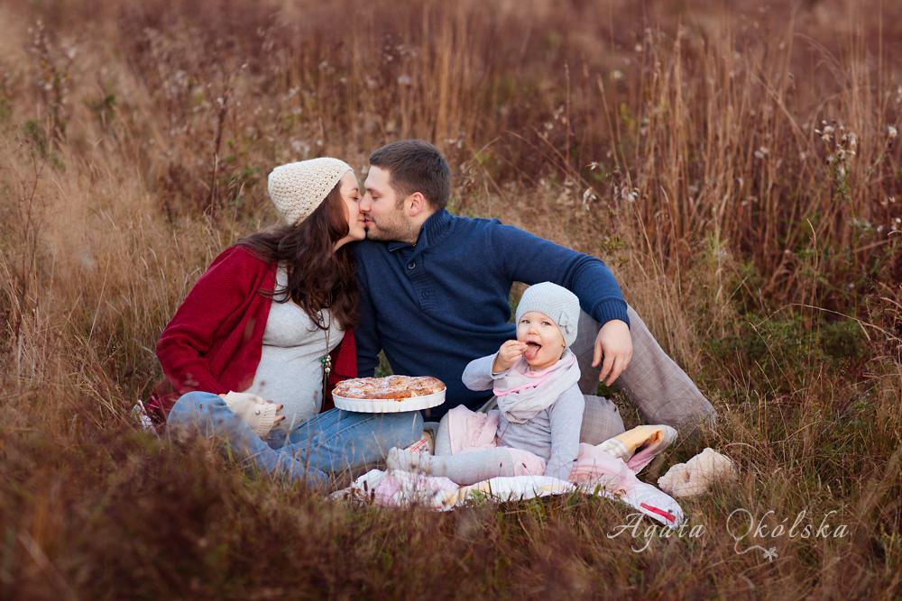 zdjęcia ciążowe Lublin