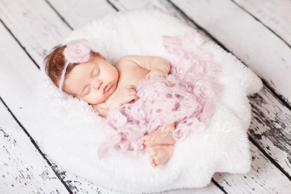 fotografia niemowlęca Lublin
