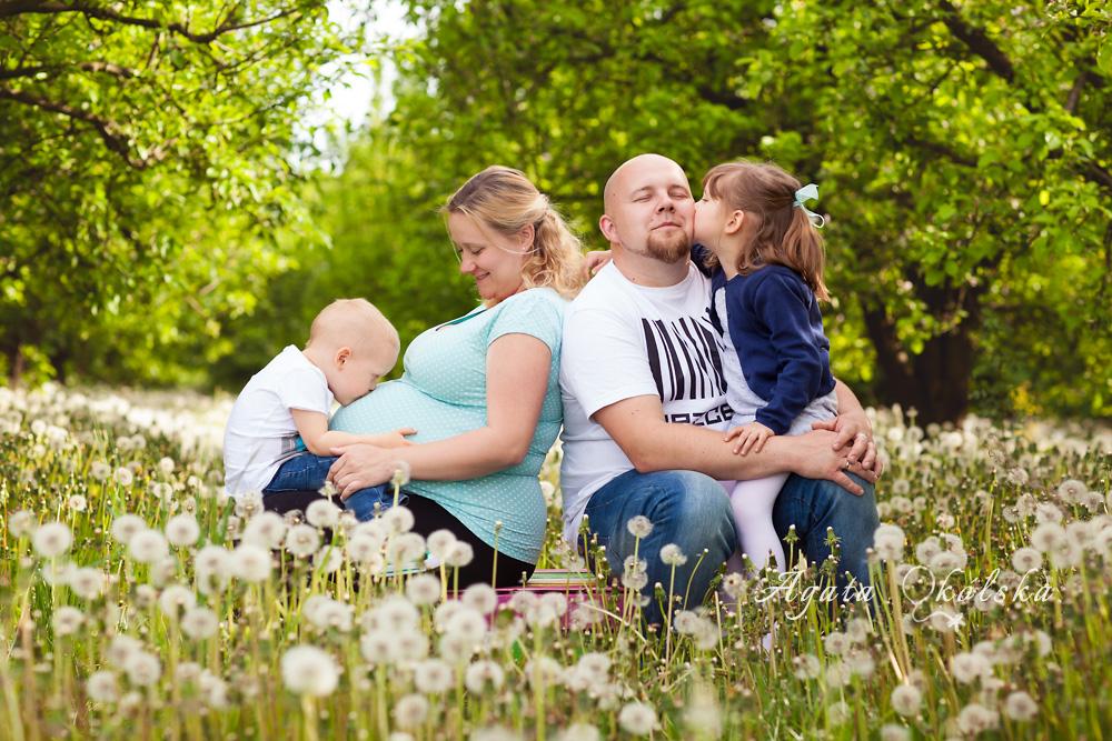 sesja ciążowa w Lublinie